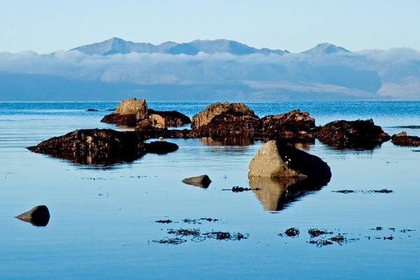 Beach Rocks by RosePhoto