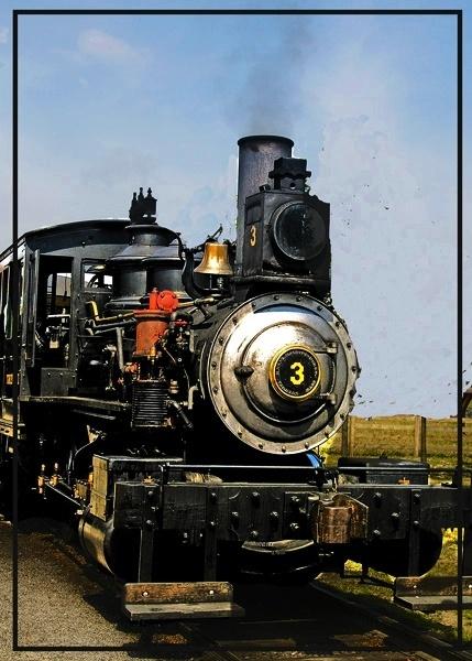 Train # 23B by TimothyDMorton