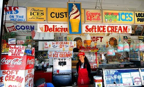Soft Ice Cream by alburys