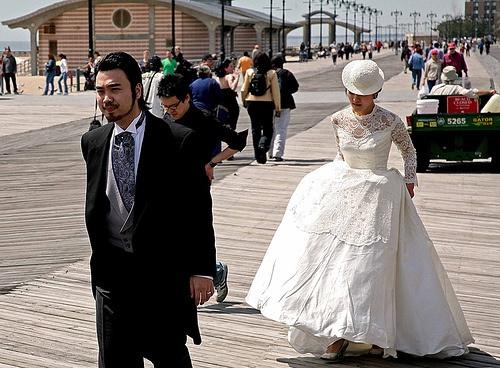 Coney Island by alburys