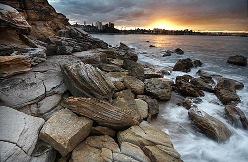 Shelly Beach II by bond