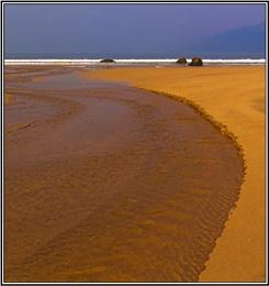 Warden beach
