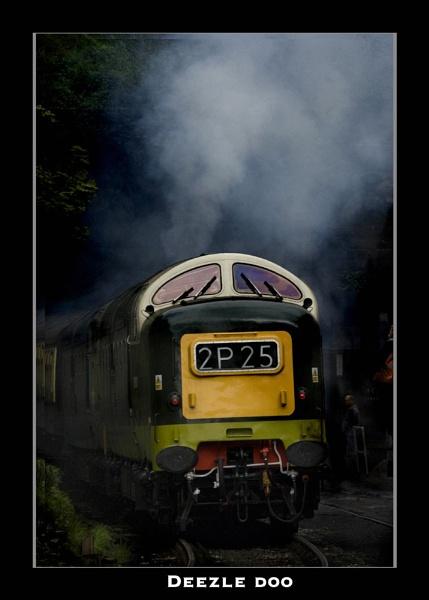 Trainspotting by Graysta