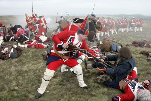 Culloden Battlefield by Curtis Welsh
