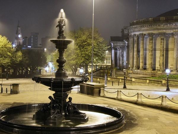 wellington memorial fountain by newy17