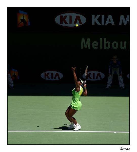 Serena by PeterBee