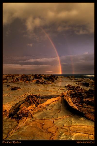 Cape Rainbow by Robsterios