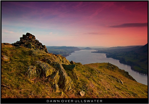 Dawn Over Ullswater by wamp