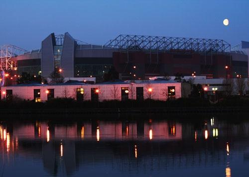 Old Trafford by emmag