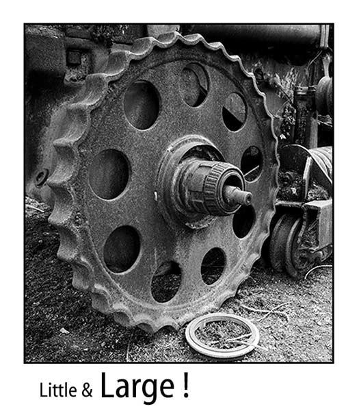 Little & Large! by Bulldog