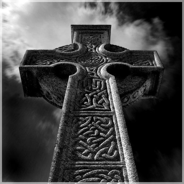 Celtic Cross by garymcparland