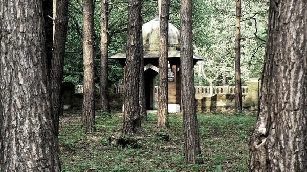 Muslim Cemetery by Hughmondo