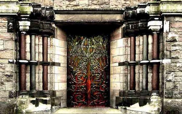 doorway by whiteboxer