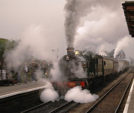 steamy 3850 by clur