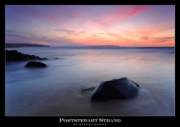 Portstewart Strand by StevenHanna
