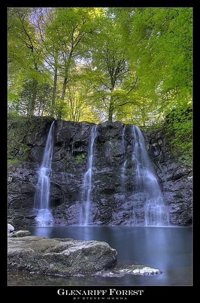 Glenariff Forest II by StevenHanna