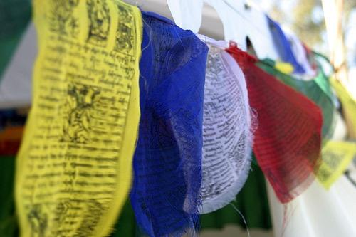 Prayer Flags by adamm