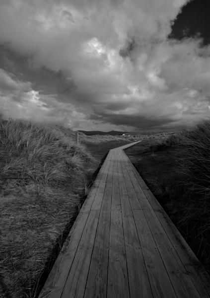 Boardwalk by blueislander