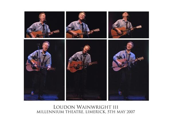 Loudon Wainwright III by John_Humphreys