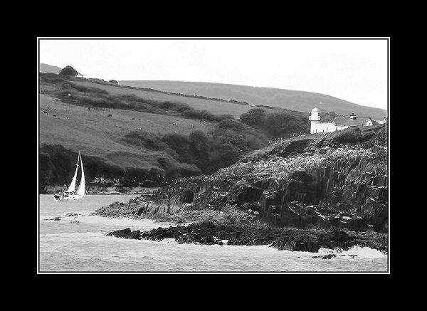 Lighthouse by Callanan
