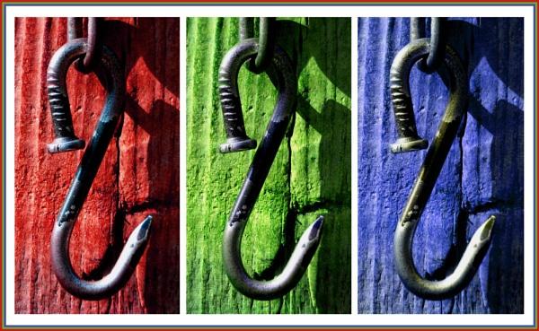 RGB Nails by jonlonbla