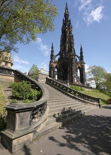 Edinburgh Steps by albyn