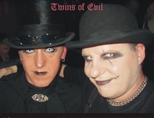Twins Of Evil by riffusraffus