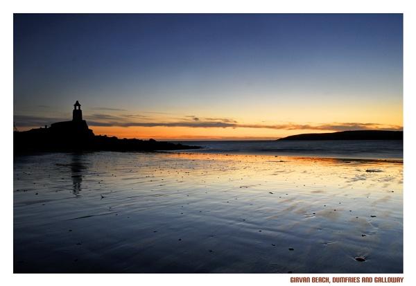 Girvan Beach by Duncan_E