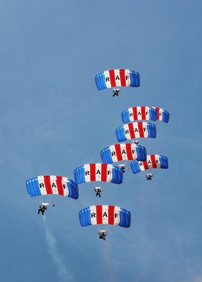 RAF Falcons by Stuart61