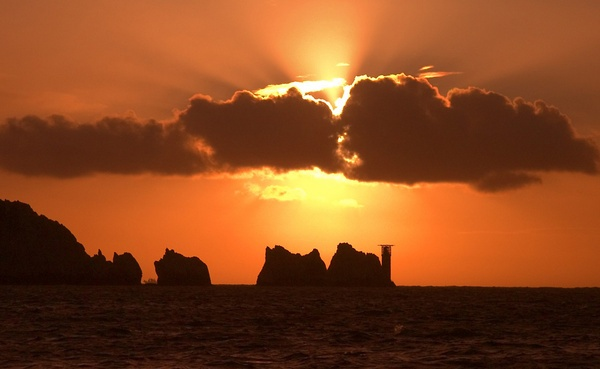 The Needles by gmuncaster