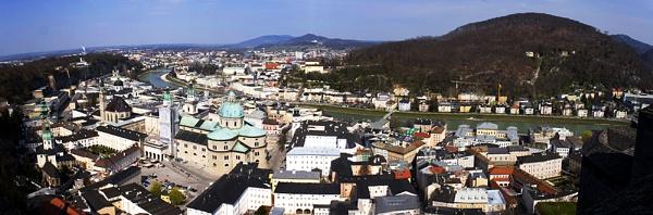 Salzburg by dougv