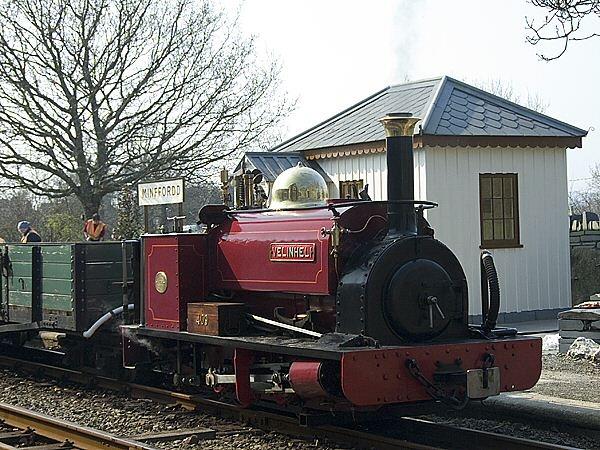 Works Train by captainpenguin
