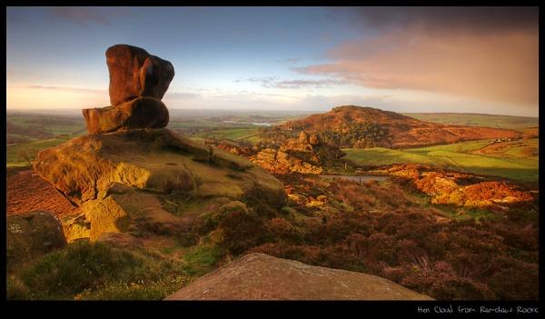 Hen Cloud from Ramshaw Rocks by ian.daisley