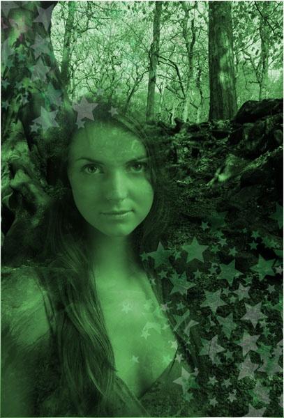 Woodland spirit by C_Daniels