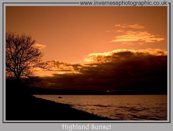 Highland Sunset by jjmills