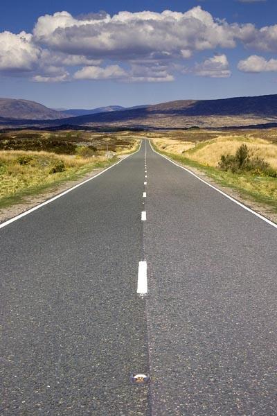Open road by trickydicky