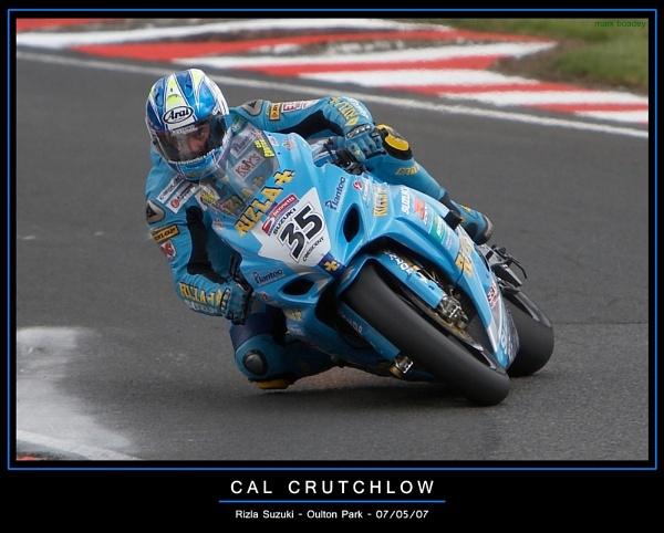 Cal Crutchlow by Britman
