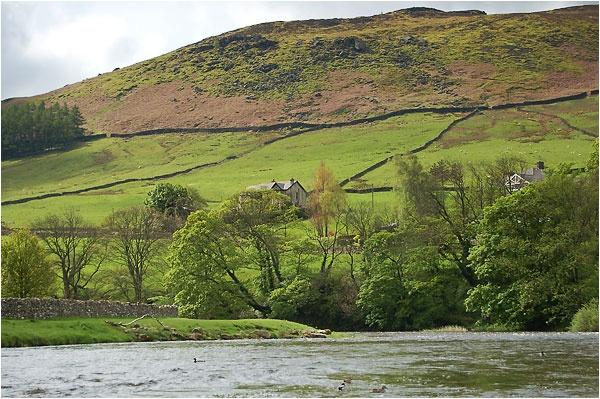 Burnsall Hill by MrsMad