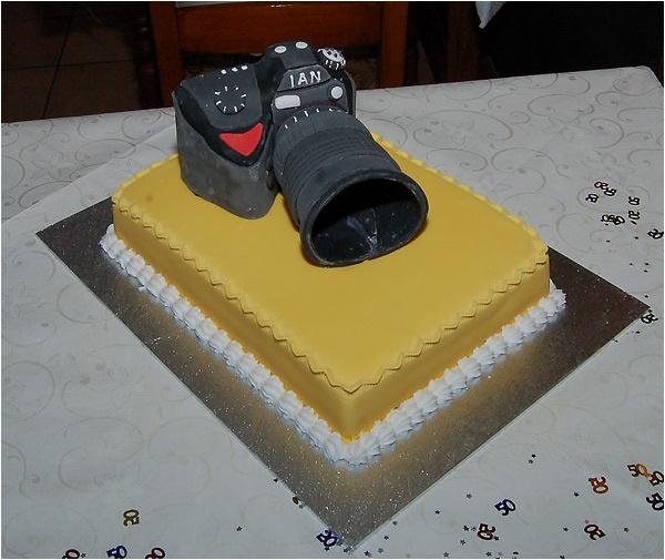 Ian\'s Birthday Cake by MrsMad