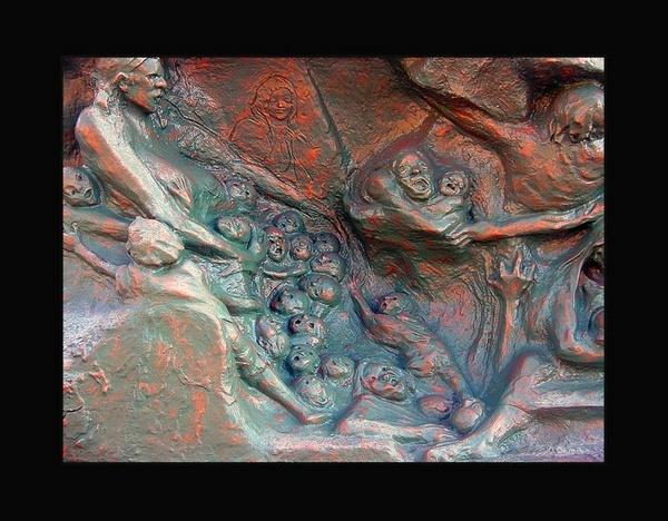Nagasaki Relief by Diana