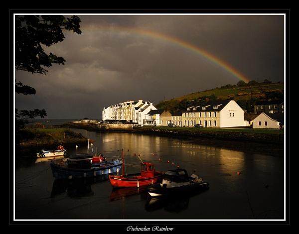 Cushendun Rainbow by markb2815