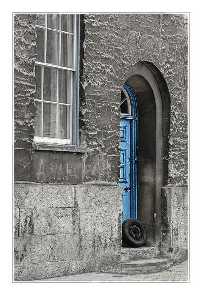 Oxford Doorway by cattyal