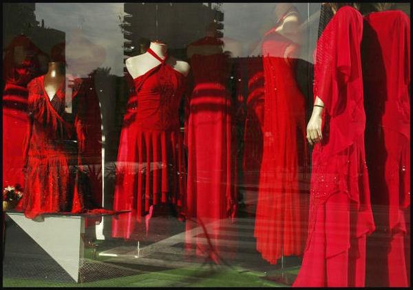 window dressing, malaga sp by RickPetersen
