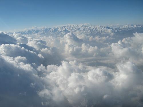 Hindu Kush Mountains by jayuubee