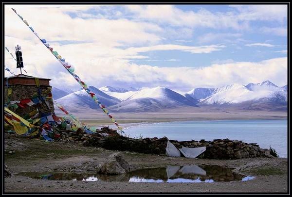 Tibetan Dreamscape by GrahamBaines