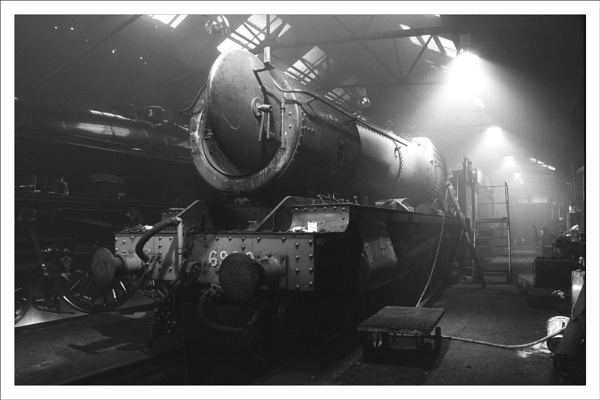 Steam Shed, Loughborough by rontear