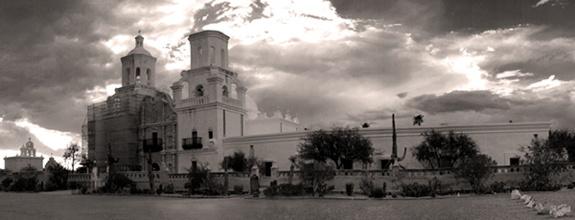 San Xavier Mission by gipperdog