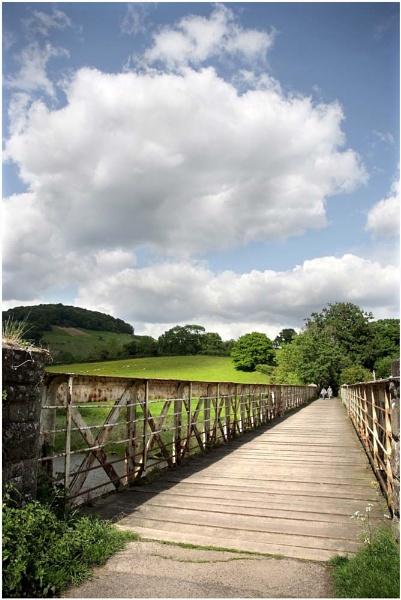 Old Bridge by Kim Walton