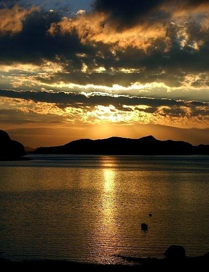 Hebridean Heaven by dalischone