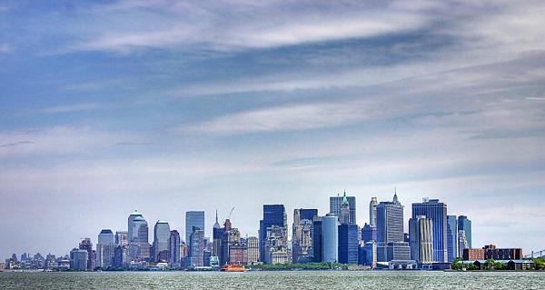 Manhattan by paulBT